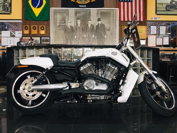 Harley-davidson V-rod Muscle Branco Fosco 2013/2013