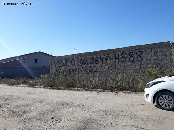 Terreno Para Venda Em Cabo Frio, Caminho De Búzios - Te 043_2-711820