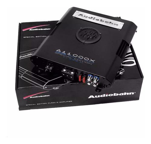 Amplificador 1 Ohm Audiobahn Profesion 2200w Monoblock Xaris