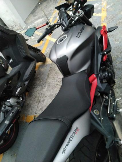 Hellos Motos Triple R Abs Triumph 675 Aceit Moto Fin 48x Ca