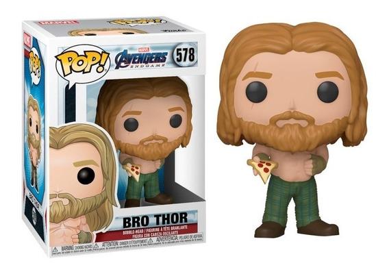 Funko Pop Bro Thor #578 Avengers Endgame Marvel Thor Gordito