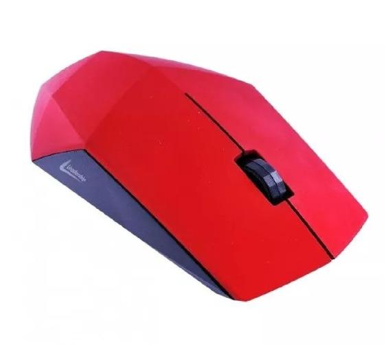 Mouse Diamond Vermelho Leadership 1232