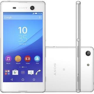 Smartphone Sony Xperia M5 E5643 Tela 5.0 , 3gb 16gb - Branco
