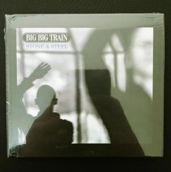 Big Big Train Stone & Steel Blu Ray + Libro Importado Nuevo