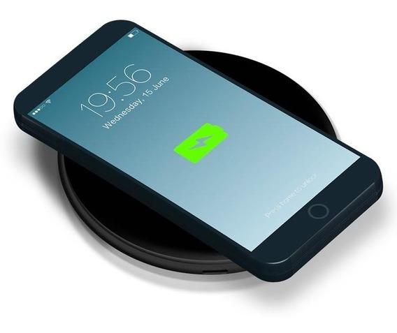 Cargador Inalambrico Samsung iPhone Celular Rapido Noga Q01