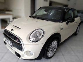 Mini Cooper S 2.0 S Top Aut. 3p -2015 Blindado