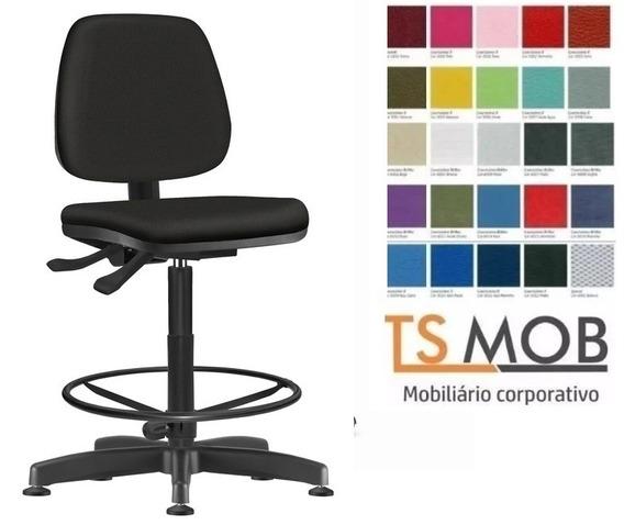 Cadeira Giratória Job Caixa Ergonomica Back System Campinas