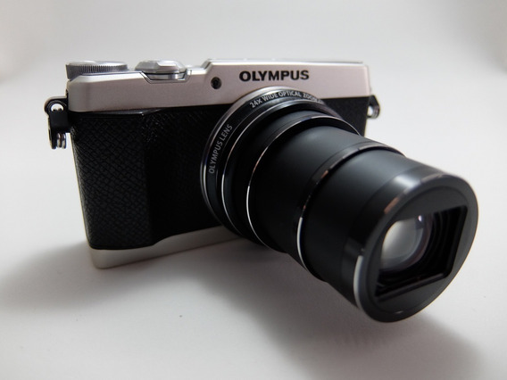 Olympus Stylus Sh-2 Zoom 24x 16 Megapixel Caixa E Manual Sh2