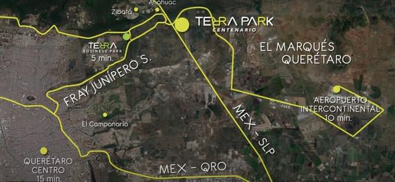 Terreno Industrial En Venta Cerca De Aeropuerto De Queretaro