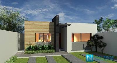Proyecto Para Casa Minimalista De Una Sola Planta En Cuernavaca, Morelos