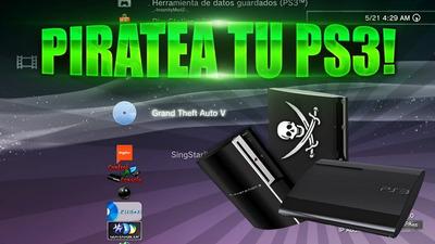 Flash Consolas Playstation 3! Ps3 Hack Promo Enero 2020