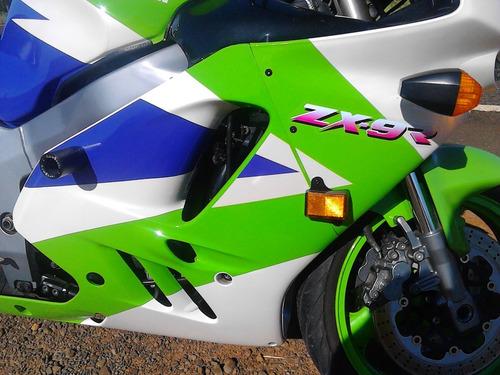 Kawasaki Ninja Zx9r 96/96 Raridade! Baixei O Valor!!