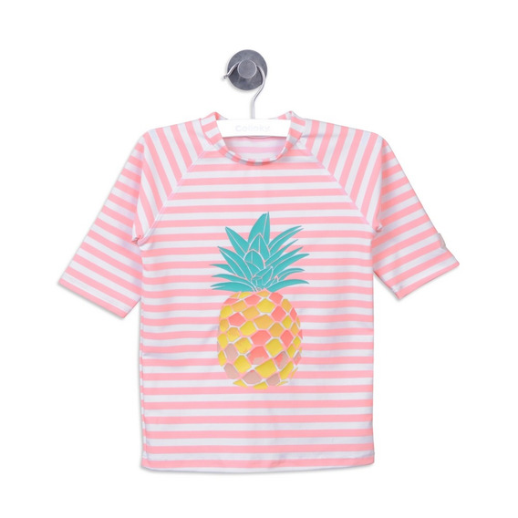 Polera Playa Playa Blanco Girl Colloky