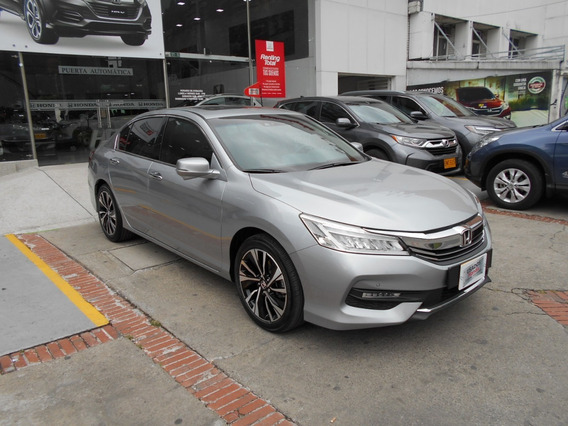 Honda Accord Ex V6 2017 Fnn 565