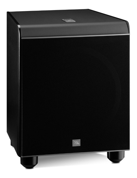 Subwoofer Para Home Theater 10 Es-150pbk - Jbl 300wrms