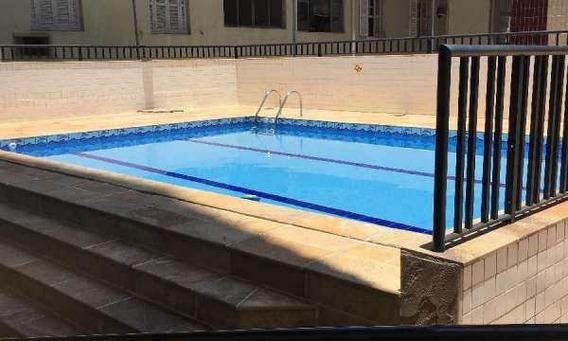 Apartamento Com 1 Dorm, Campo Grande, Santos, Cod: 14094 - A14094