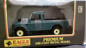 Land Rover 1/18 Marca Eagle