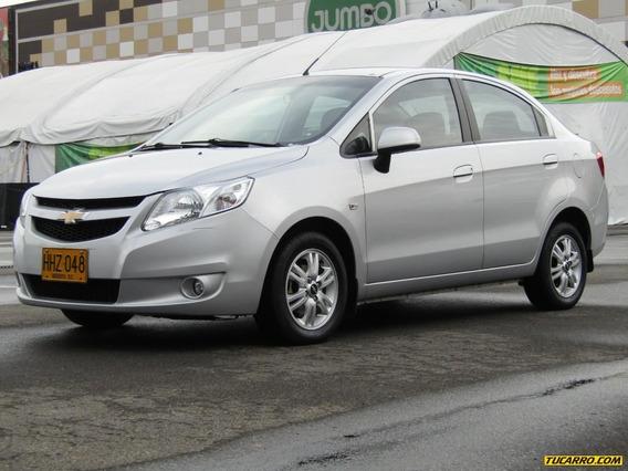 Chevrolet Sail Ltz Mt 1600 Aa Ab Abs