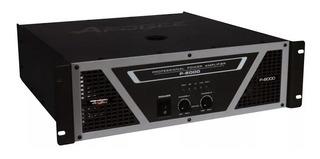 Potencia Profesional Rack Apogee P6000 Rms 6000w