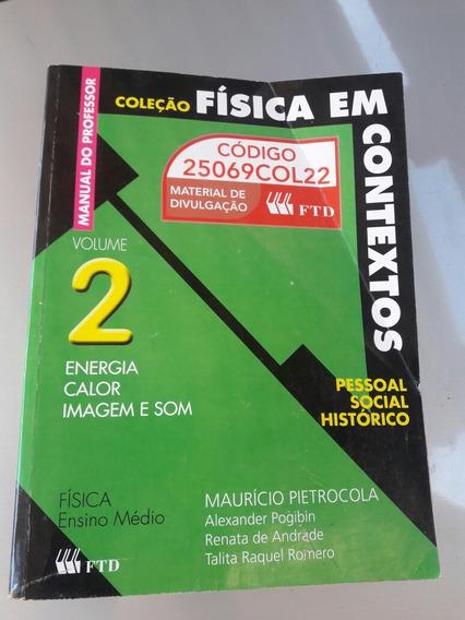 Manual Do Professor Física Volume 3