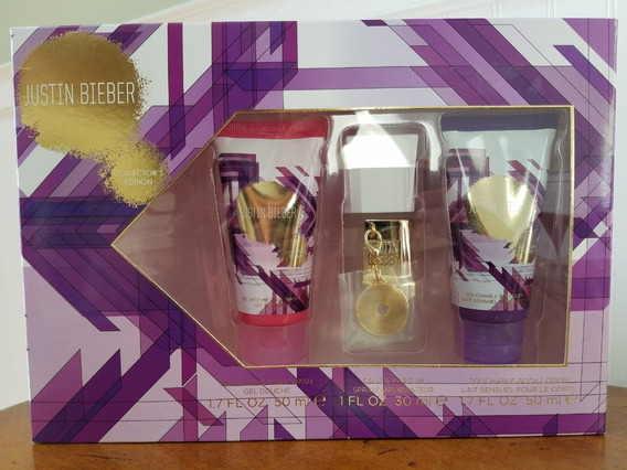 Kit Justin Bieber - Collection Edition