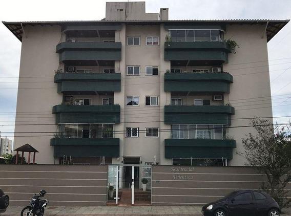Apartamento No Anita Garibaldi Com 2 Quartos Para Locação, 111 M² - La463