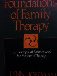 Libro: Foundations Of. Family Therapy. Lynn Hoffman