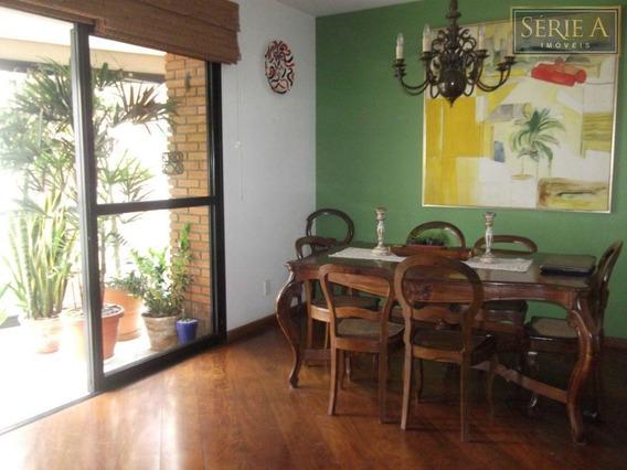Apartamento Residencial À Venda, Campo Belo, São Paulo. - Ap0060