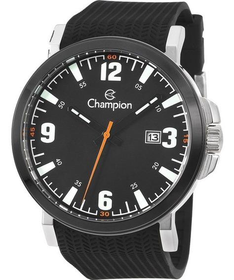 Relógio Champion Masculino Analógico Preto Ca31711p