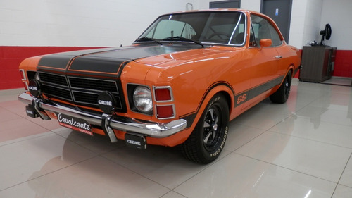 Chevrolet Opala Ss ***chassi***1978***