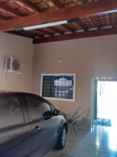 Imagem 1 de 12 de Casa À Venda, 80 M² Por R$ 180.000,00 - Conjunto Habitacional Hilda Mandarino - Araçatuba/sp - Ca1200