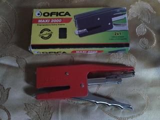 Grapadora Ofica Maxi 2000 Nueva De Paquete