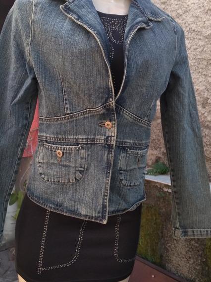 Jaqueta Jeans P