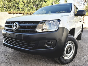 Volkswagen Amarok 2.0 Entry Mt 2017