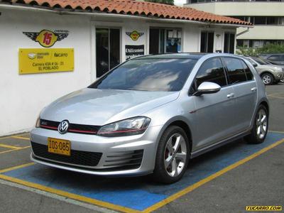 Volkswagen Golf Gti Performance At 2.0 Turbo