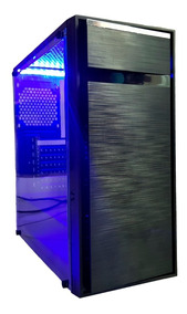 Cpu Gamer Intel / Core I5 / 8gb / 1tb/ Geforce 2gb/ Wifi/led