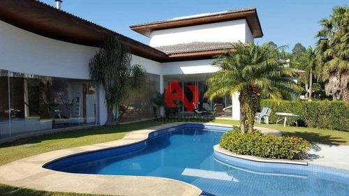 Imagem 1 de 19 de Casa Residencial À Venda, Alphaville, Barueri - Ca5753. - Ca5753