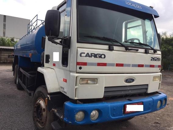 Ford C2628 11/11 - 6x4 - Pipa 20.000 Lts