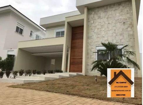 Casa A Venda No Bairro Alphaville Em Santana De Parnaíba - - Vpbmx33-1