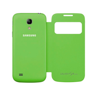 Funda Samsung Galaxy S4 I9500 Flip Cover Con S View Verde