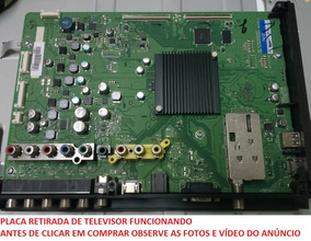 Placa Principal Philips 32pfl3605d