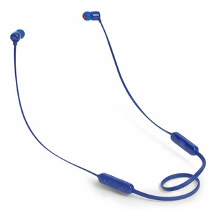 Auriculares inalámbricos JBL T110BT blue