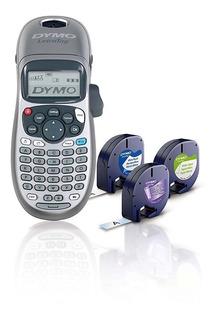 Dymo Letratag Lt-100h Plus Handheld Label Maker Con 3 Cin...