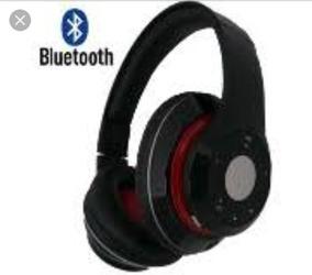 Fone De Ouvido Bluetooth Com Microfone Mp3 Sd Fm Knup Kp-415