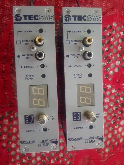 Modulador Tecsys Ts3010