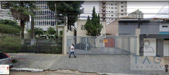 Casa Para Alugar, 800 M² Por R$ 24.999,99/mês - Moema - São Paulo/sp - Ca0329