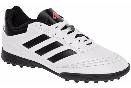 Tenis adidas Goletto Vi Tf Futbol Rapido Blanco