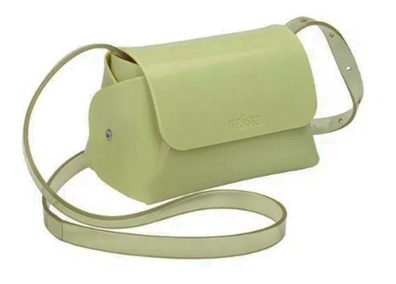 Bolsa Pequena Melissa Verde Cross Bag + Brinde (original)