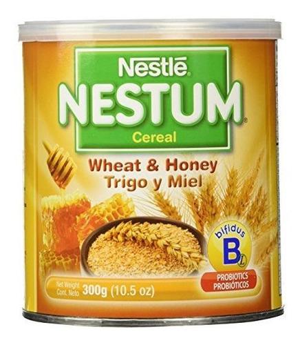 Imagen 1 de 4 de Nestum Baby Cereal - Wheat & Honey 10.5 Oz