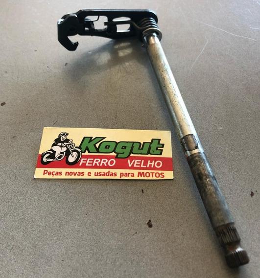 Eixo Pedal Cambio Ybr 125 Usado Original